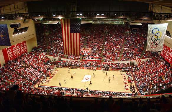 Assembly Hall. Photo via Rush The Court. http://rushthecourt.net/wp-content/uploads/2013/01/assembly-hall-indiana.jpg