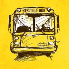 Image result for struggle bus
