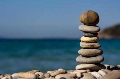 Sea Sassi Balance Macro Colors Stone Stones