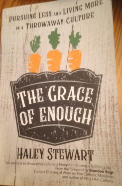 Grace of Enough