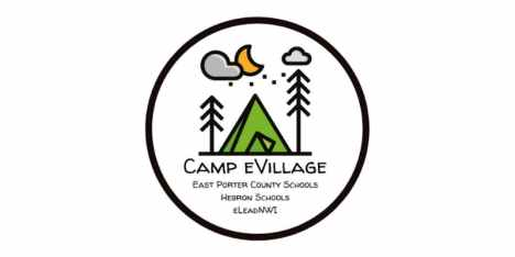 Camp eVillage Logo