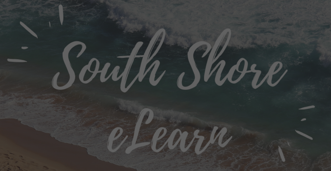 South Shore E-Learning Logo